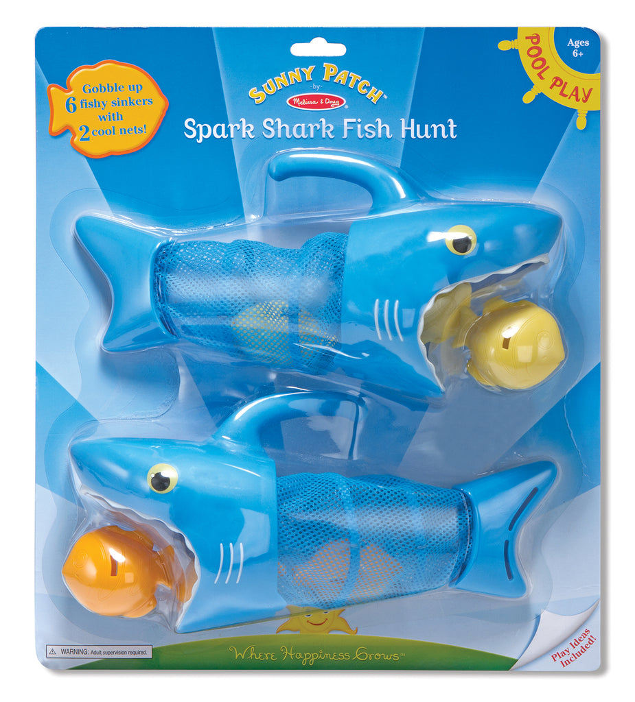 Spark Shark Fish Hunt