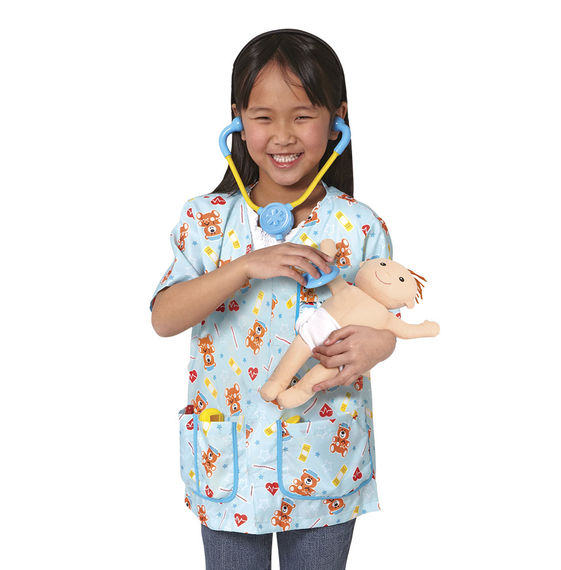 Role Play Pediatric Nurse