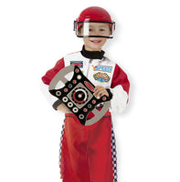 Role Play Race Driver Costume