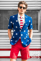 Star & Stripes Suit US 44