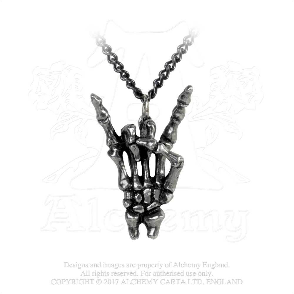 Sign of the Horns Necklace