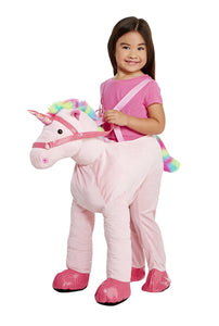 Ride On Pink Unicorn