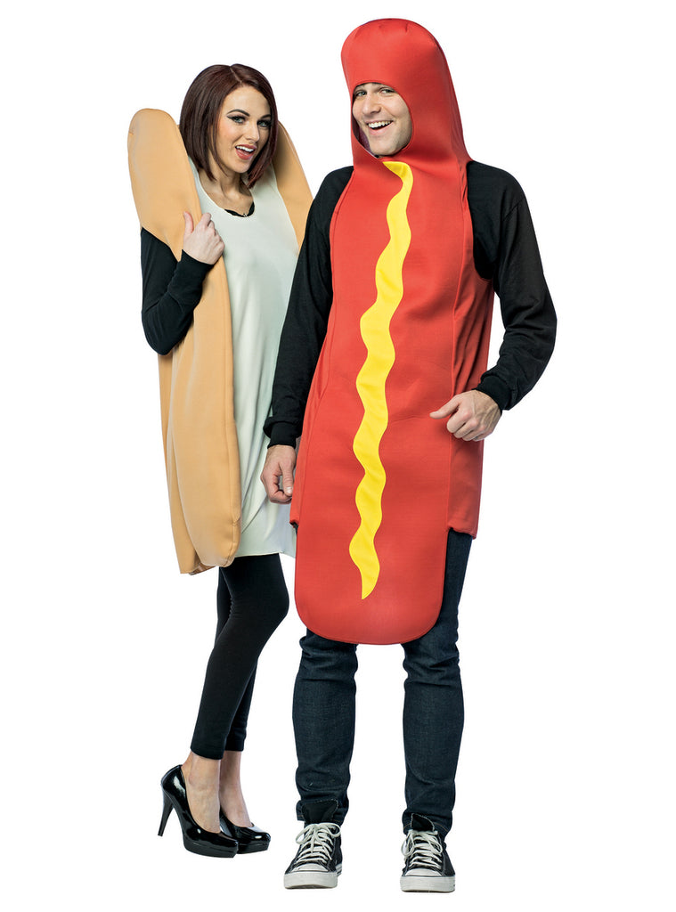 Hot Dog & Bun Couples