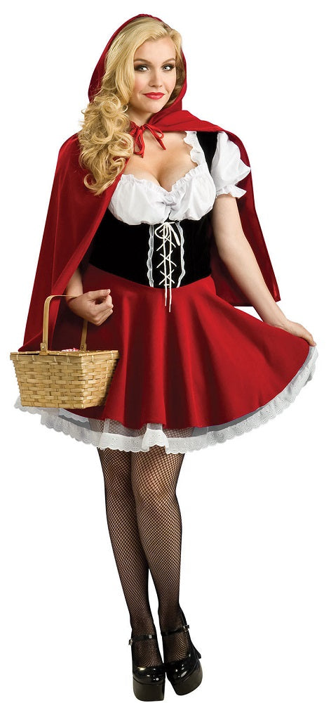 Red Riding Hood Ladies' Plus