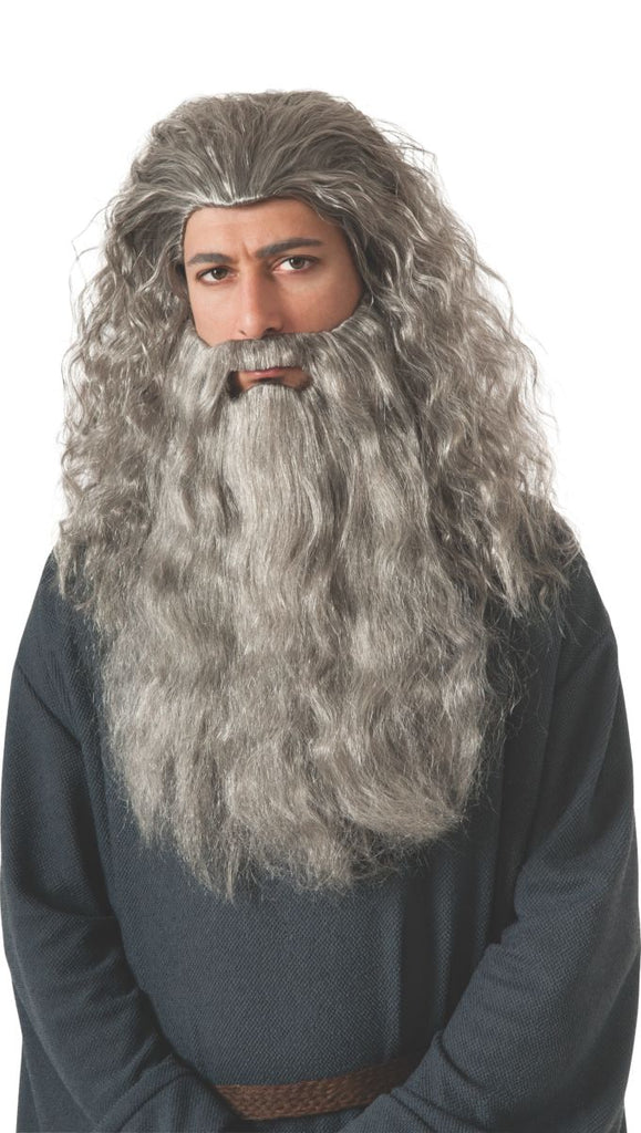 Gandalf Wig and Beard Set