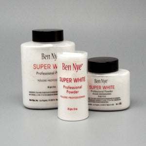 Super White Face Powder