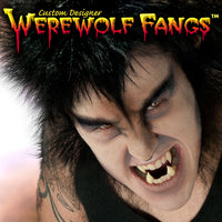 Medium Werewolf Fangs