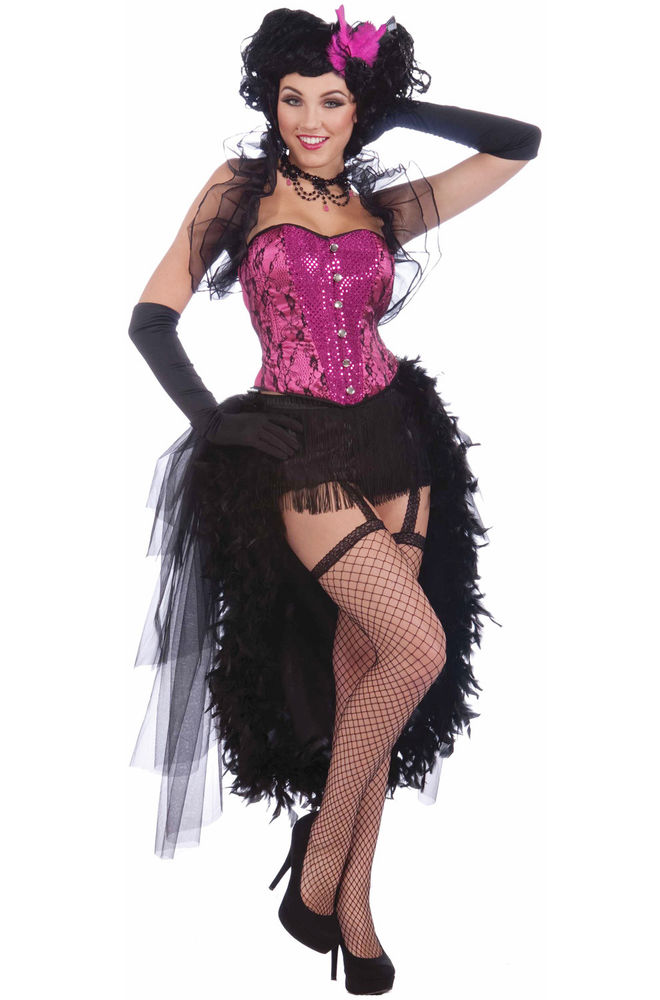 Lady Carmen Burlesque Costume