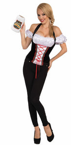Beer Girl Corset Top