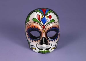 Male Day of the Dead Mask