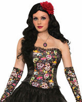 Day of the Dead Corset