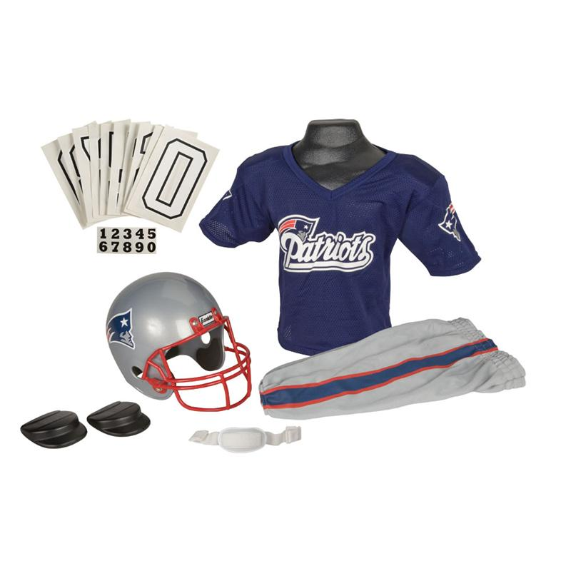 Patriots Kids Dlx Uniform Set