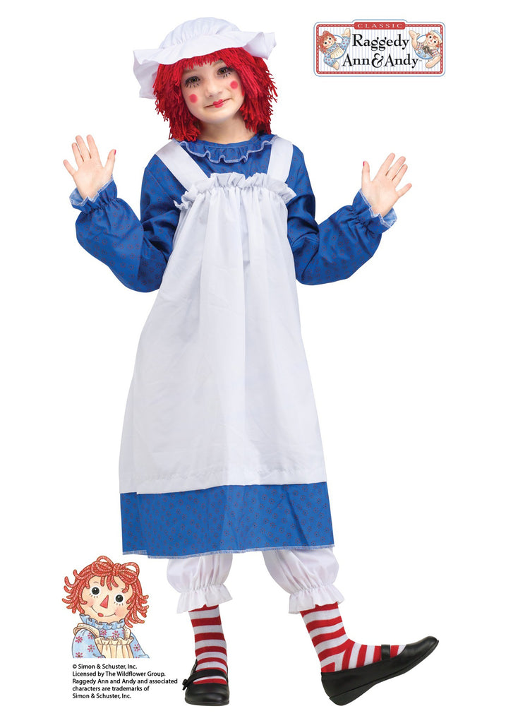 Raggedy Ann Child