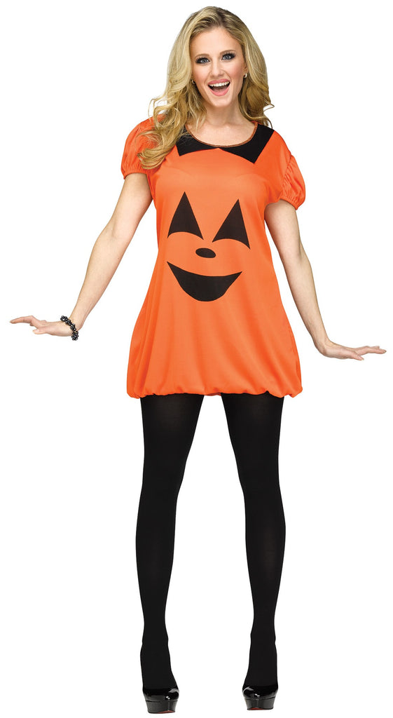 Pumpkin Romper Adult