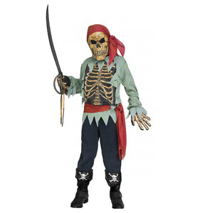 Skeleton Pirate Child