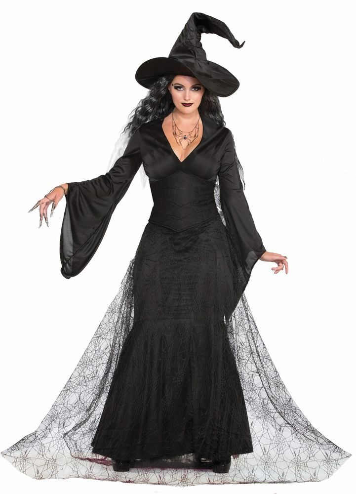 Black Mist Witch Adult