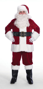 Deluxe Santa Claus Adult