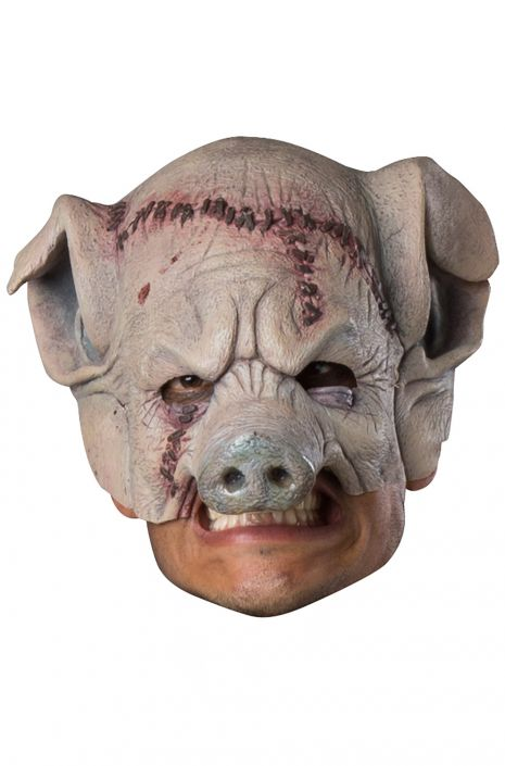 Chop Shop Butcher Mask