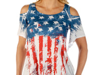 Old Glory Womens Shirt