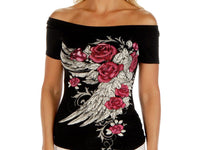 Blossomed Elegance Shirt