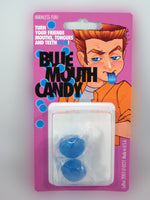Blue Mouth Candy