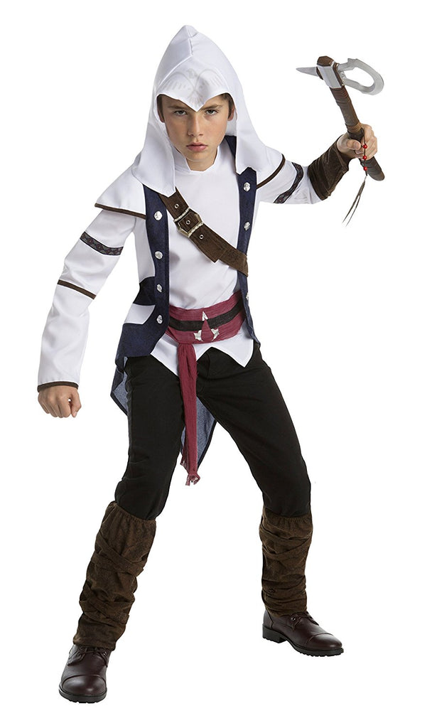 Assassin's Creed Connor Teen