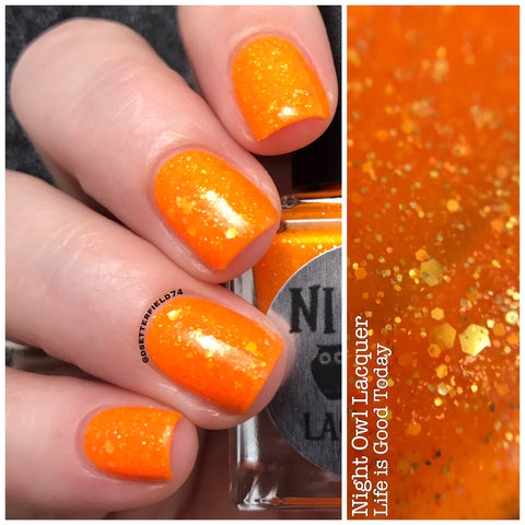 Orange/Yellow