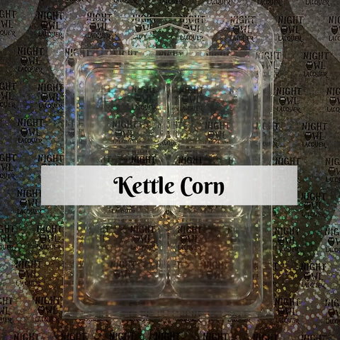 Kettle Corn Clamshell