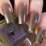 Olive You Berry Much (Olive Polish Group Custom)