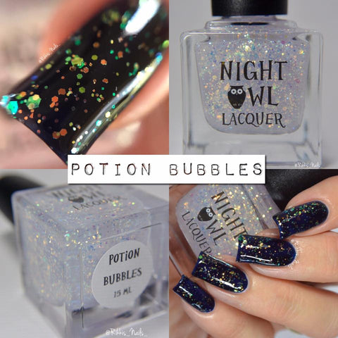 Potion Bubbles
