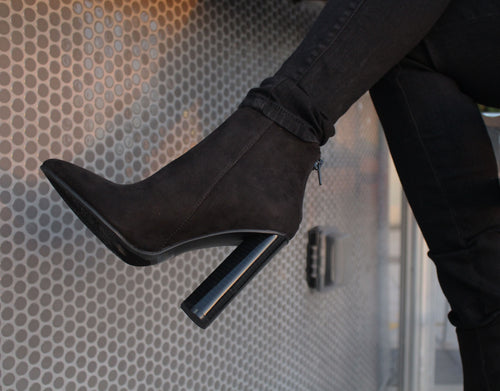 Madison Ave Booties
