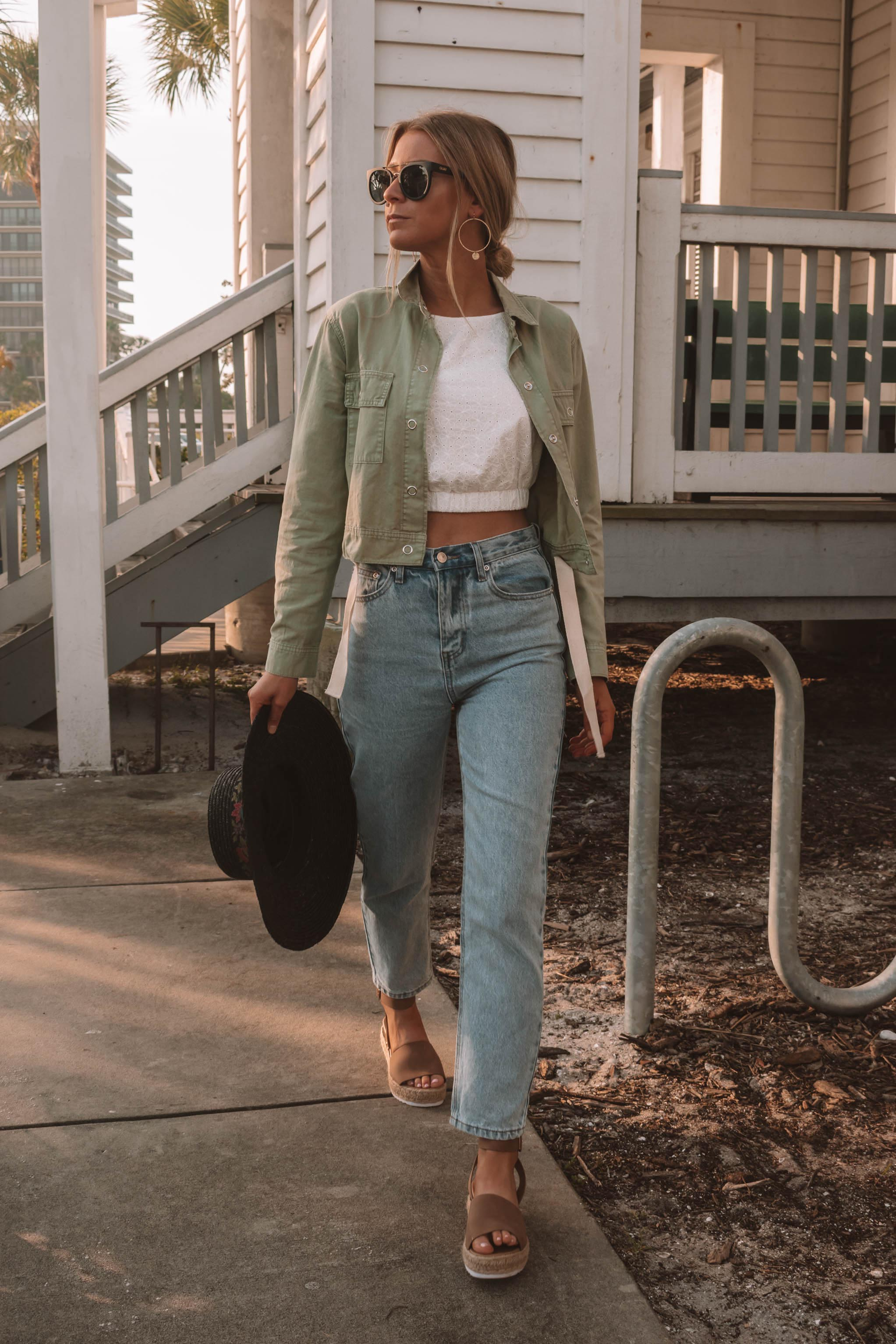 Mitchell Cropped Jacket