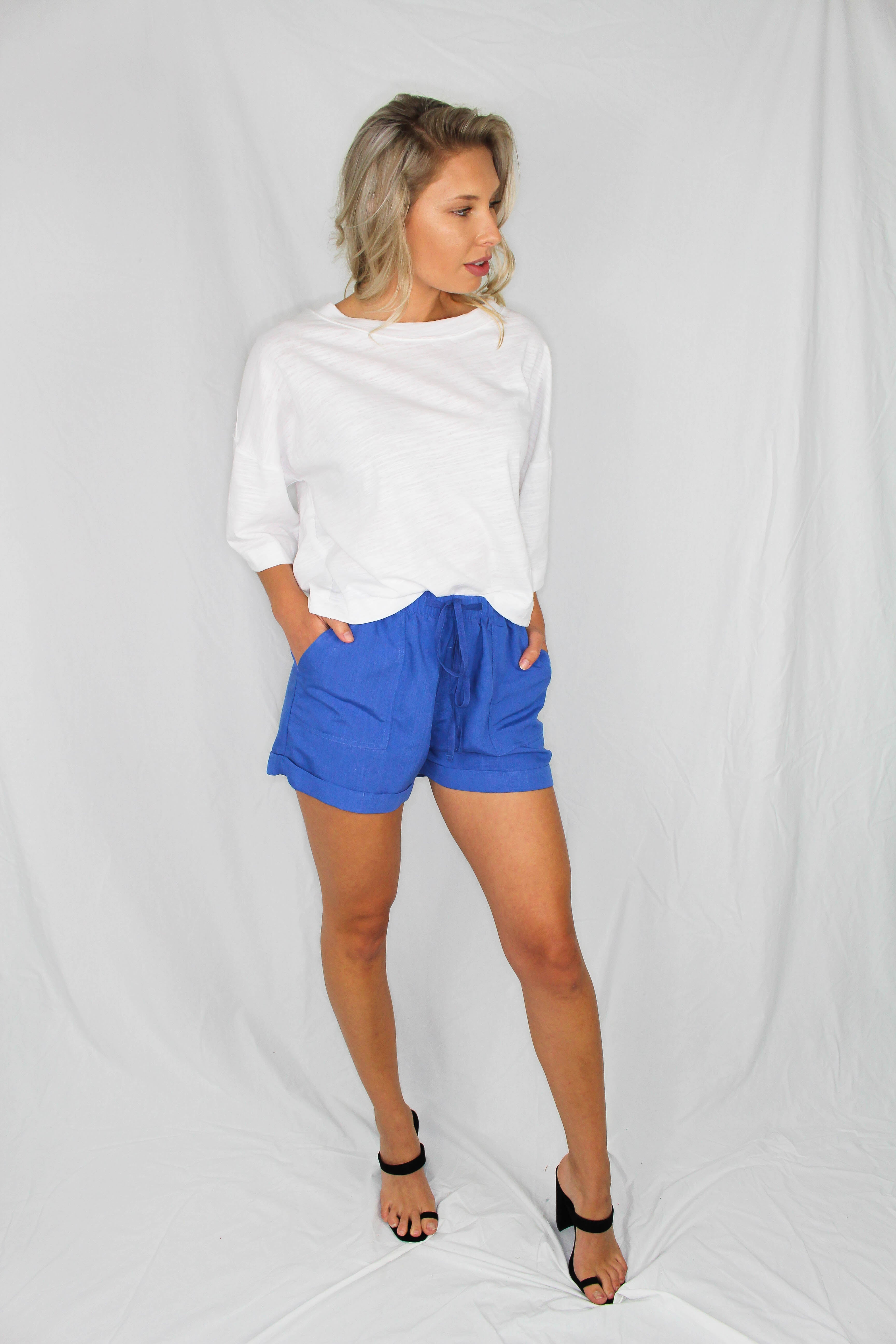 Keene Shorts - ROYAL BLUE