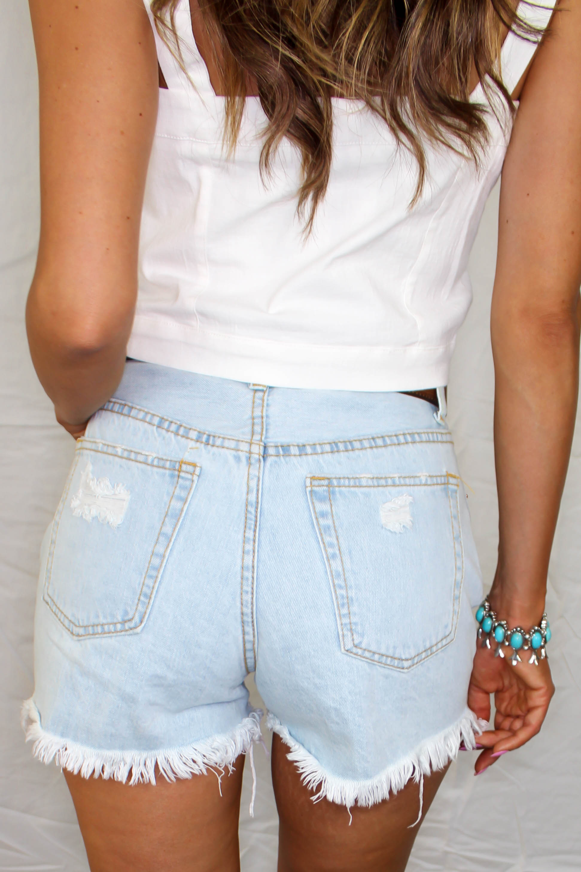 Guana Cay Denim Shorts