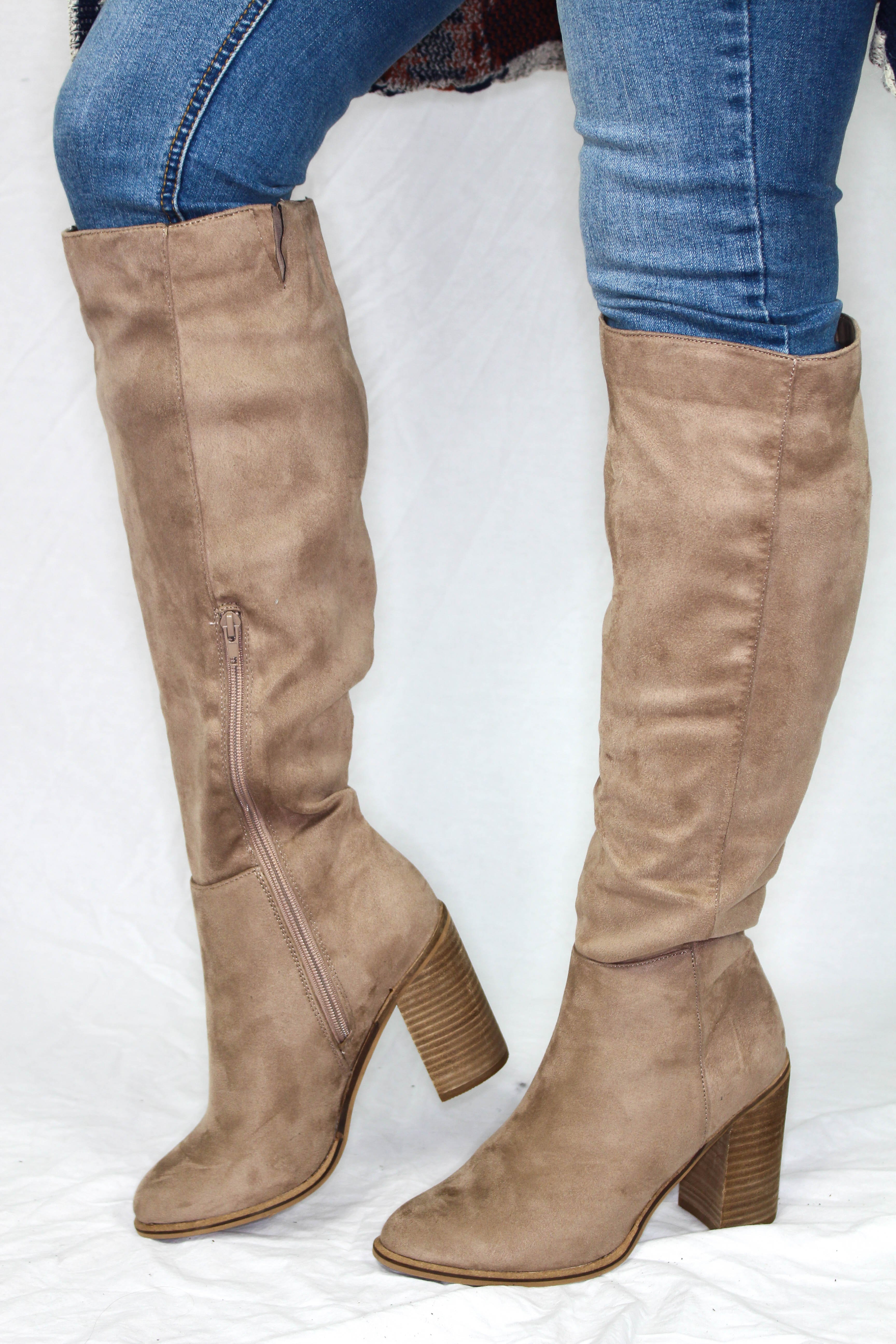 Levigno Knee High Boots