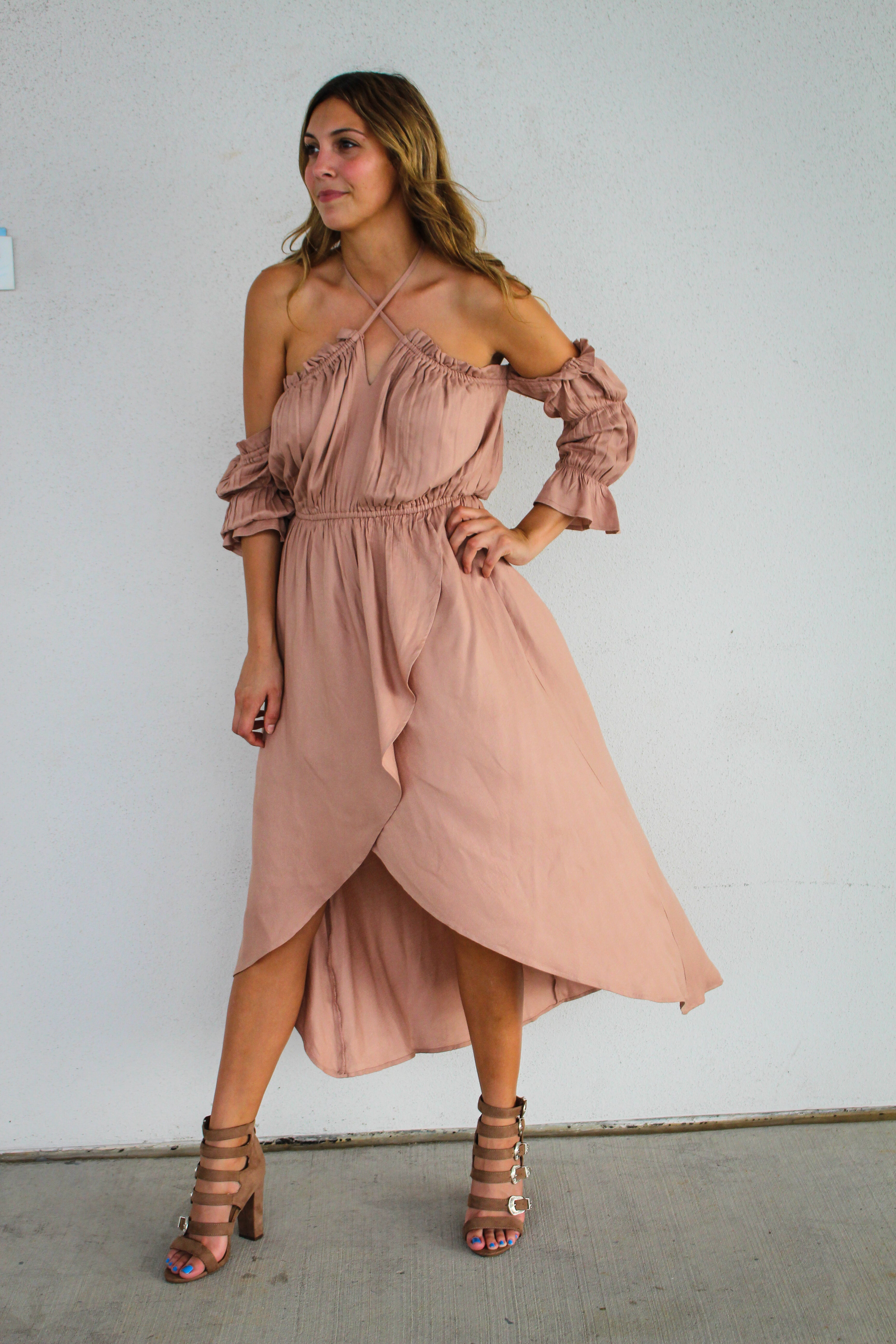 Maiori Dress