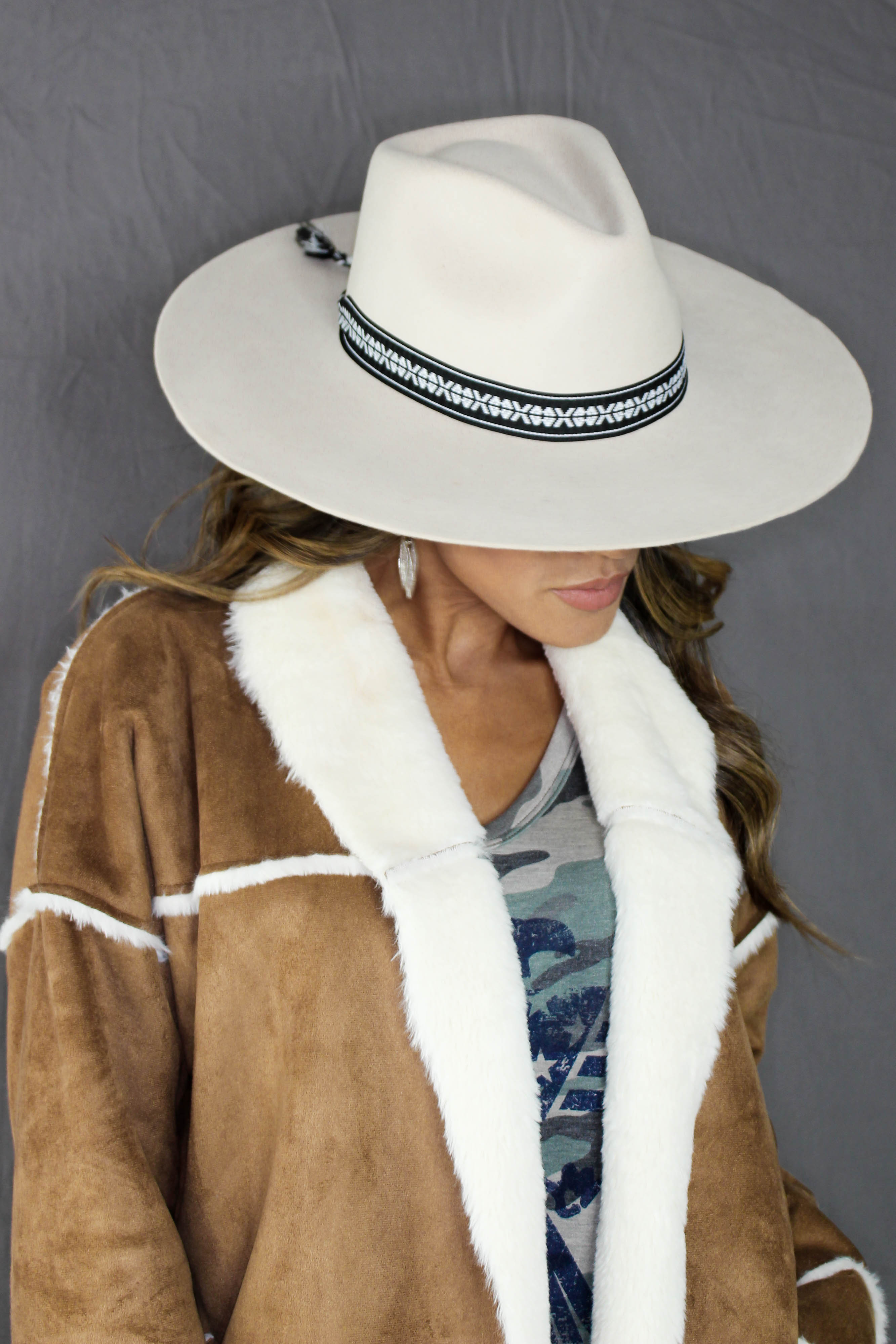 Brush Creek Wide Brimmed Hat