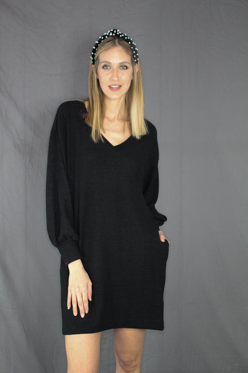 Brookside Sweater Dress