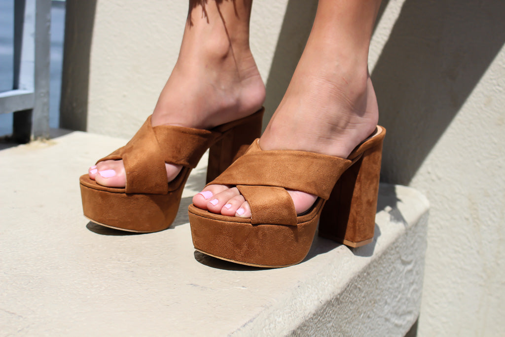 Veracruz Heeled Sandals