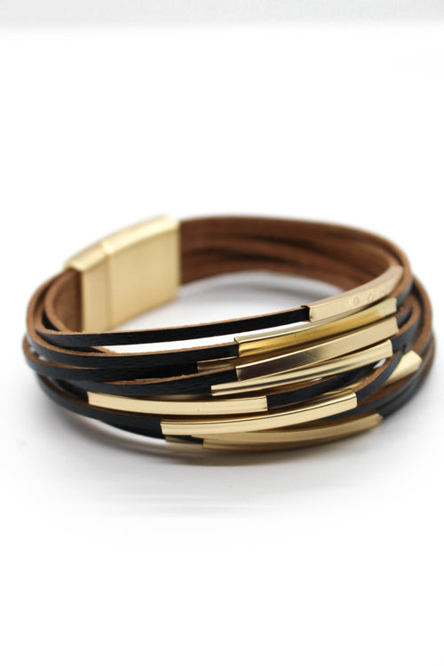 Multi Piece Bracelet - GOLD