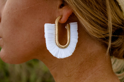 Whitewater Earrings