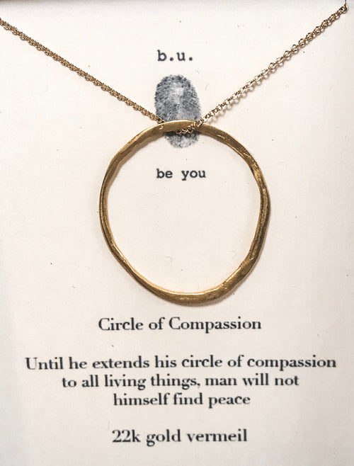 Circle of Compassion - GOLD