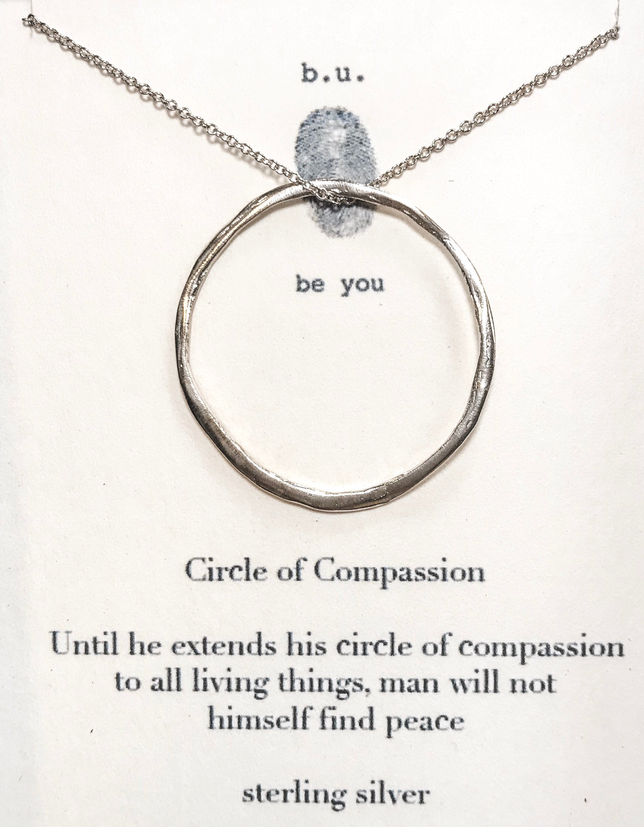 Circle of Compassion - SILVER