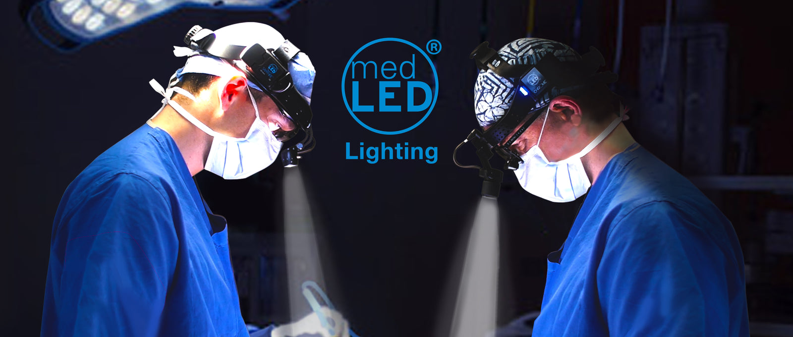 MedLED®  |  Home of the Brightest Truly Cordless™ Headlight
