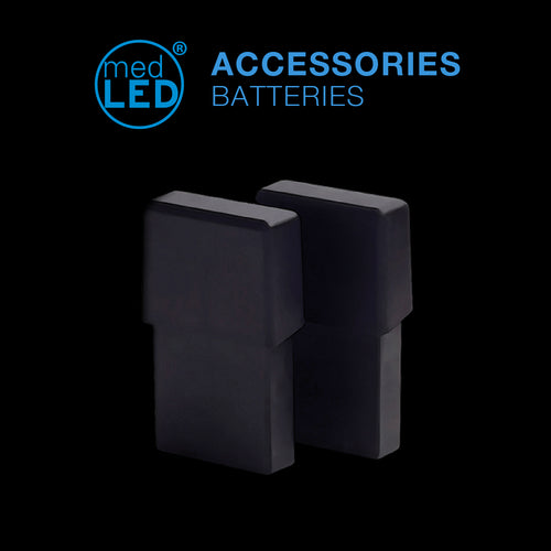 MedLED® Batteries (Onyx/Sapphire)