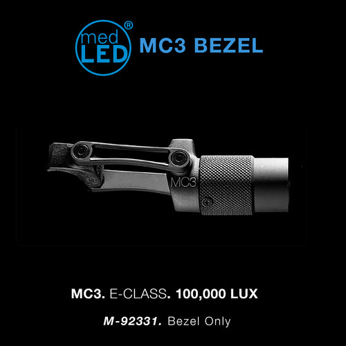 Surgical Headlights MC3 Bezel LUX 100,000