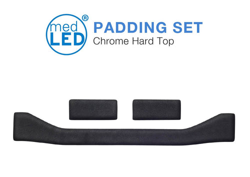 MedLED® Padding (Chrome HT Pillow Velcro)