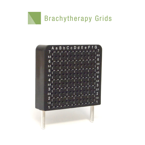 Oncology Brachytherapy Grids