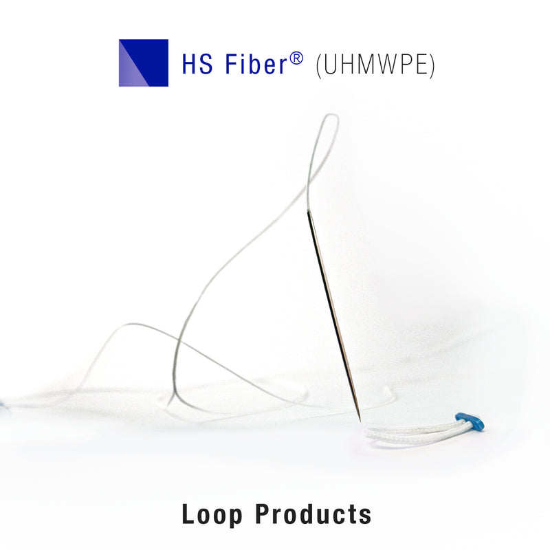 HS Fiber (UHMWPE) Suture Loop