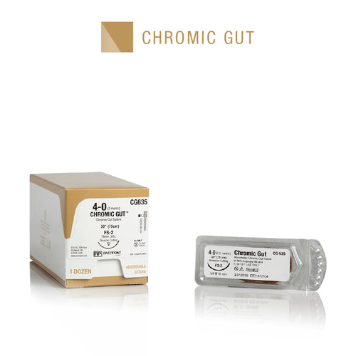 Chromic Surgical Gut Suture for Veterinary